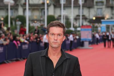 """09/09/2011 - Michael Collins - 37th Annual Deauville American Film Festival - """"Crazy, Stupid, Love."""" Premiere - Arrivals - Deauville - Deauville, France - Keywords:  Orientation: Portrait Face Count: 1 - False - Photo Credit: Pixplanete / PR Photos - Contact (1-866-551-7827) - Portrait Face Count: 1"""