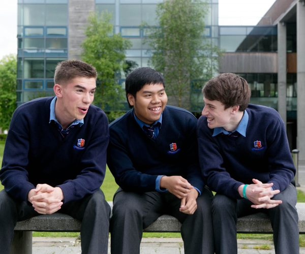 With Compliments   Free Pics Stephen Clancy, Christian Brul and Cian Collins pictured at University of Limerick  Pic. Brian Arthur/ Press 22